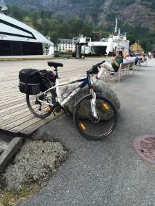 Takk for følget så langt, og takk til Lise og Svein Erik som tar med seg sykkelen til Oslo